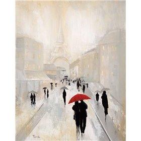 Misty in Paris