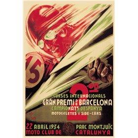 2nd International Barcelona Grand Prix