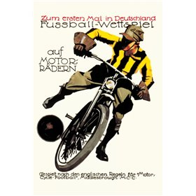 Soccer on Motorcycle