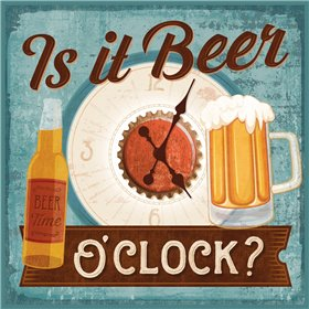 Is it Beer Oclock?