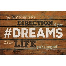 DREAMS - Live the Life