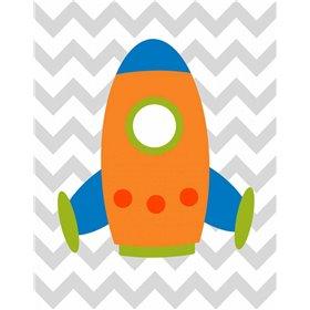 Chevron Rocket I