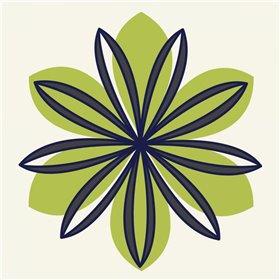 Flower Outline 1F