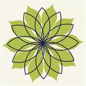 Flower Outline 3F