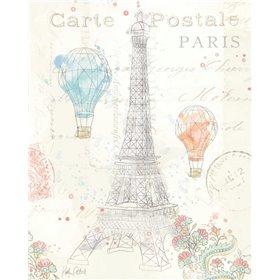 Lighthearted in Paris III