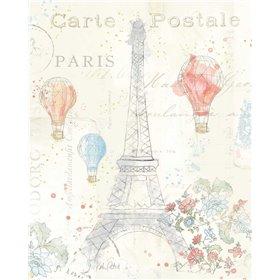 Lighthearted in Paris II