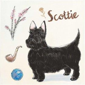 Scottie Dog Escapades