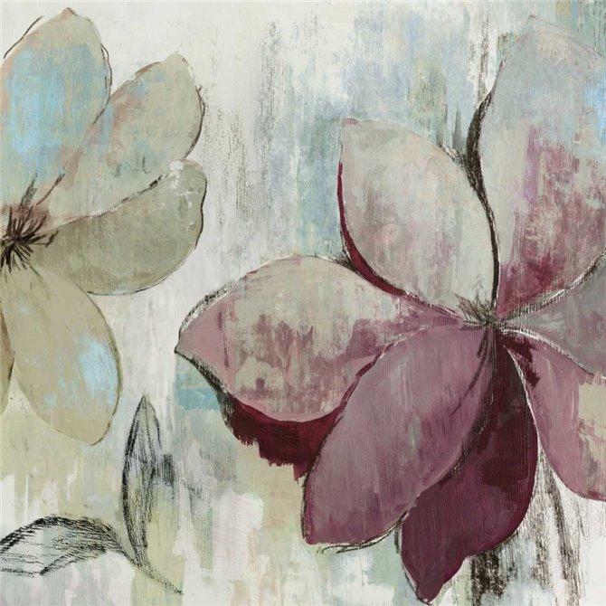 Drippy Floral II