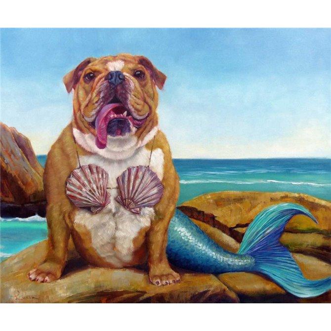 Mermaid Dog