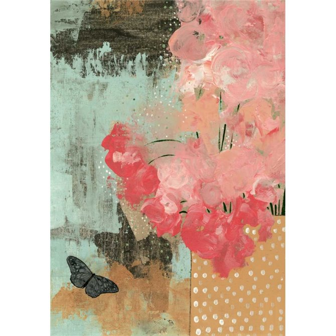 Dramatic Flowers II
