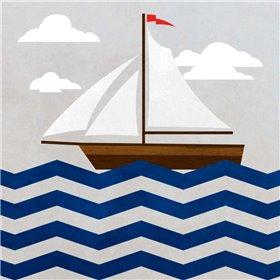 Chevron Sailing II