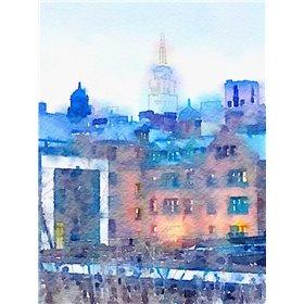 Watercolor New York