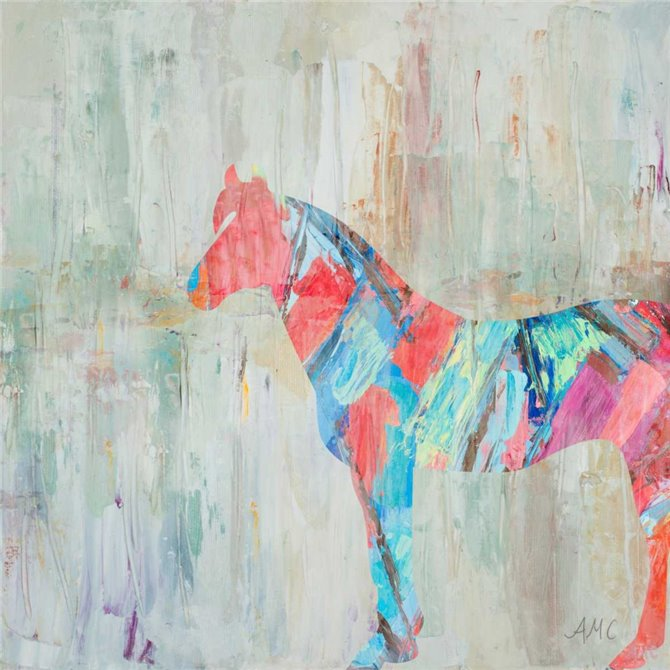 Rhizome Horse