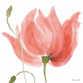 Floral Sway Peach II