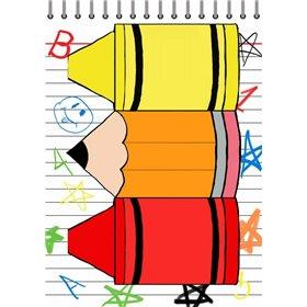 School Scribble II