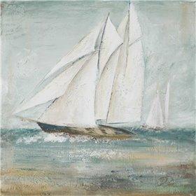 Cape Cod Sailboat I