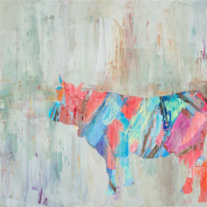 Muted Rhizome Cow