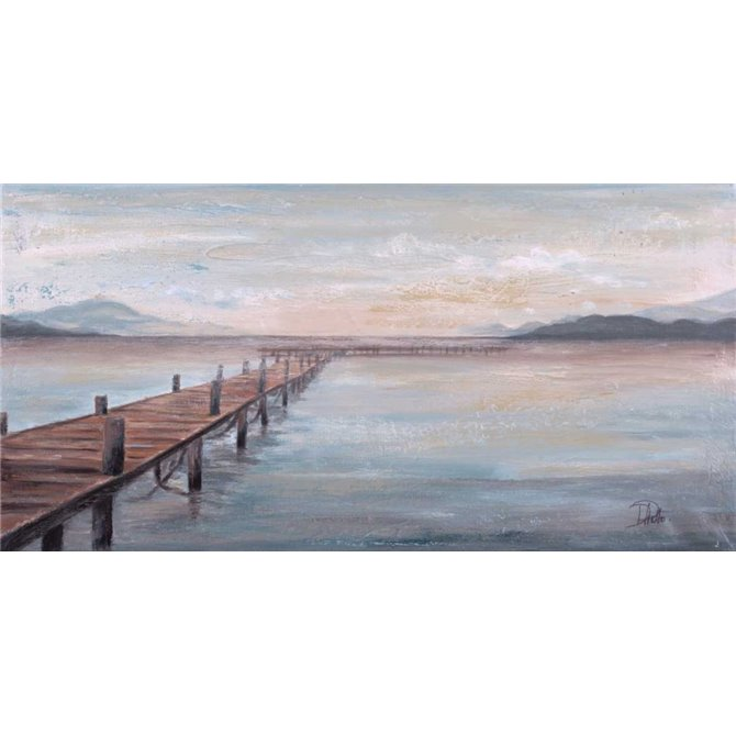 Calm Placid Lake