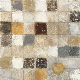 Metallic Mosaic I