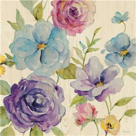 Flower Medley I