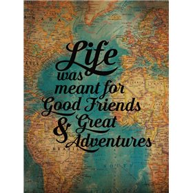 Good Friends - Great Adventure