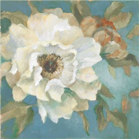 Sen~orita Peony in Bloom I