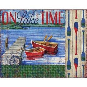 Lake Time I
