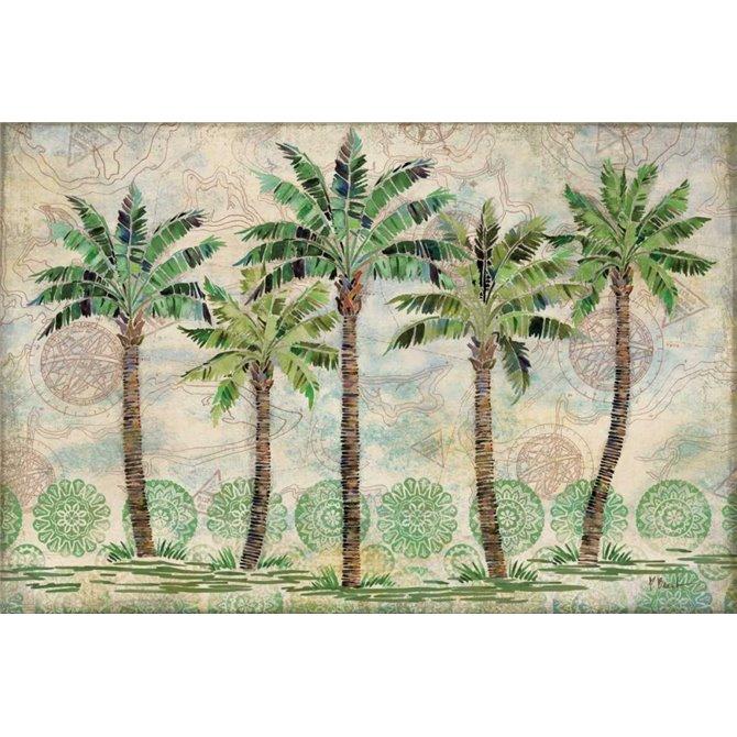 Delray Palm Horizontal