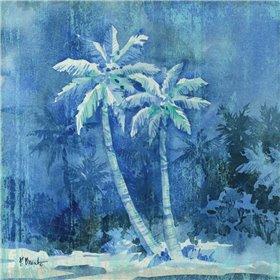 Midnight Palm I