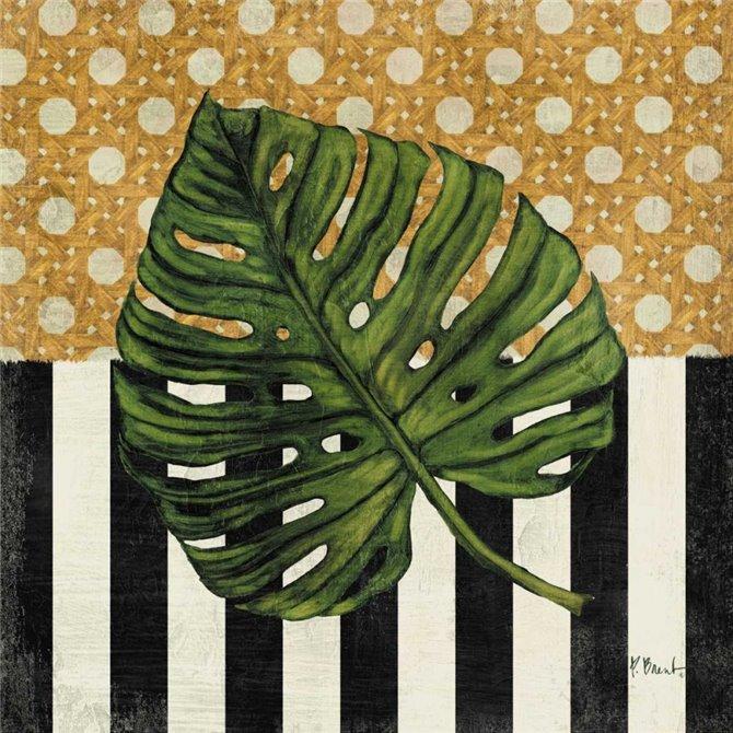 Knox Palm Fronds II