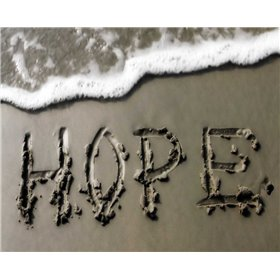 Hope in Sand
