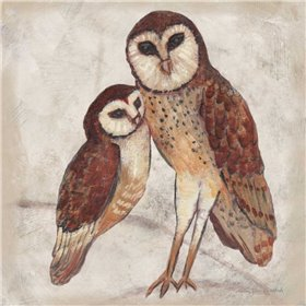 Two Owls I