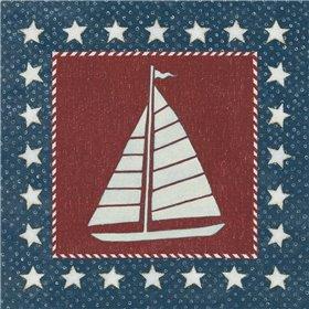 Coastal Americana I