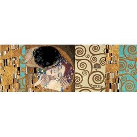 Klimt II 150th Anniversary - The Kiss