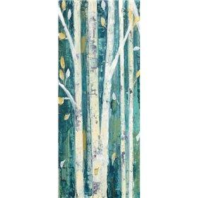 Birches in Spring Panel I
