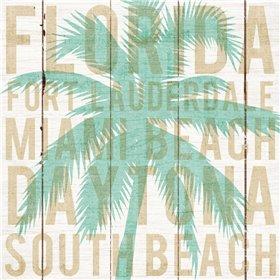 Bon Voyage Florida Palm