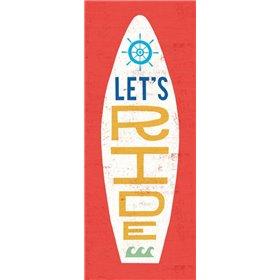 Beach Bums Surf Board III