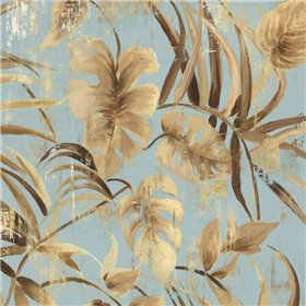Gold Palms I