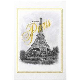 Je Taime Paris