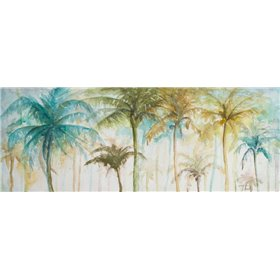 Watercolor Palms