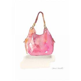 Watercolor Handbags II
