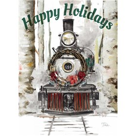 Happy Holiday Trails