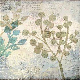 Botanical Postale 1