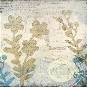 Botanical Postale 2