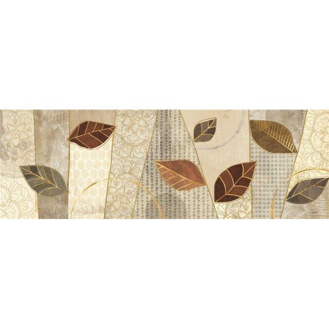 Bohemian Leaves IV Neutral