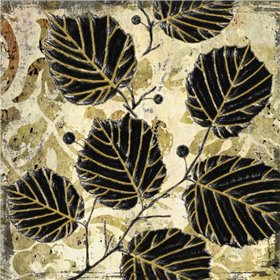 Abstract Leaves II