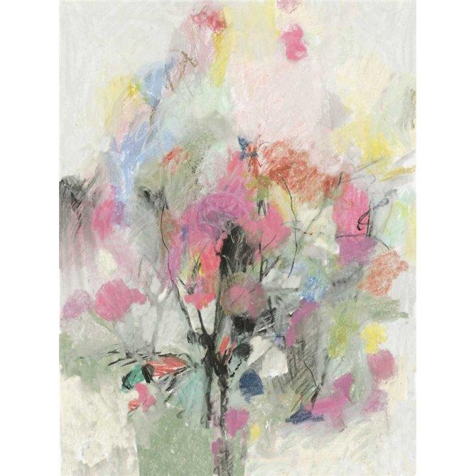 Pastel Floral I