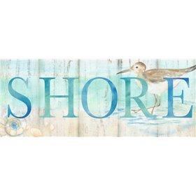 Shore Sandpiper Sign