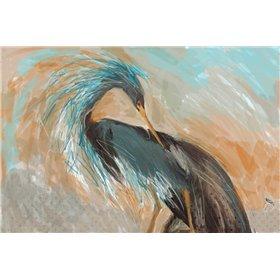 Beachy Bird Frill