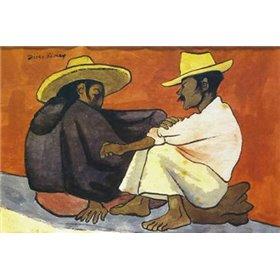 Pareja Indigena